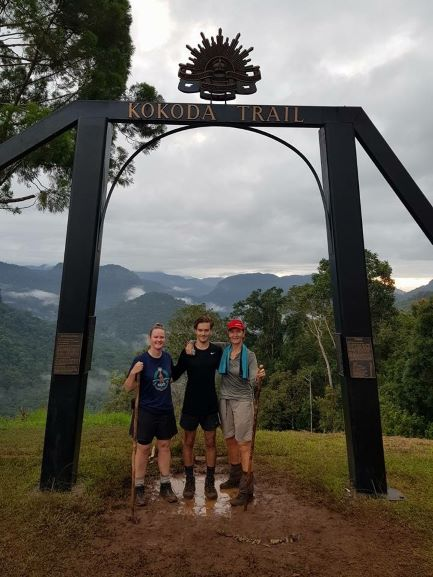 2018 – Walking the Kokoda Track is one of life's experiences!