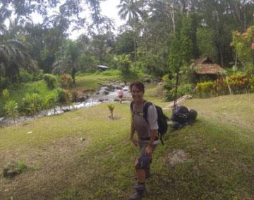 Hiking Kokoda