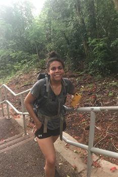 Kokoda 2019 – 'Doing this walk in memory of my Father' Taylor Matthews