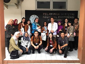 Financial Assistance supports Educational Public Health Study Tour