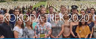 2020 Kokoda Trek – Fundraising, heres how you can help!