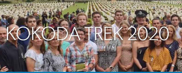 Tony Harris – NTPL Legatee Participant Kokoda Trek 2020