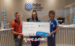 2019 NT Police Golf Club – Charity Golf Day raises $9,000 for NTPL Families